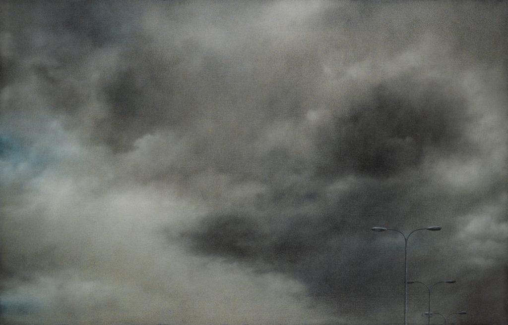 Maritime, 2008, oil on canvas, 90×140