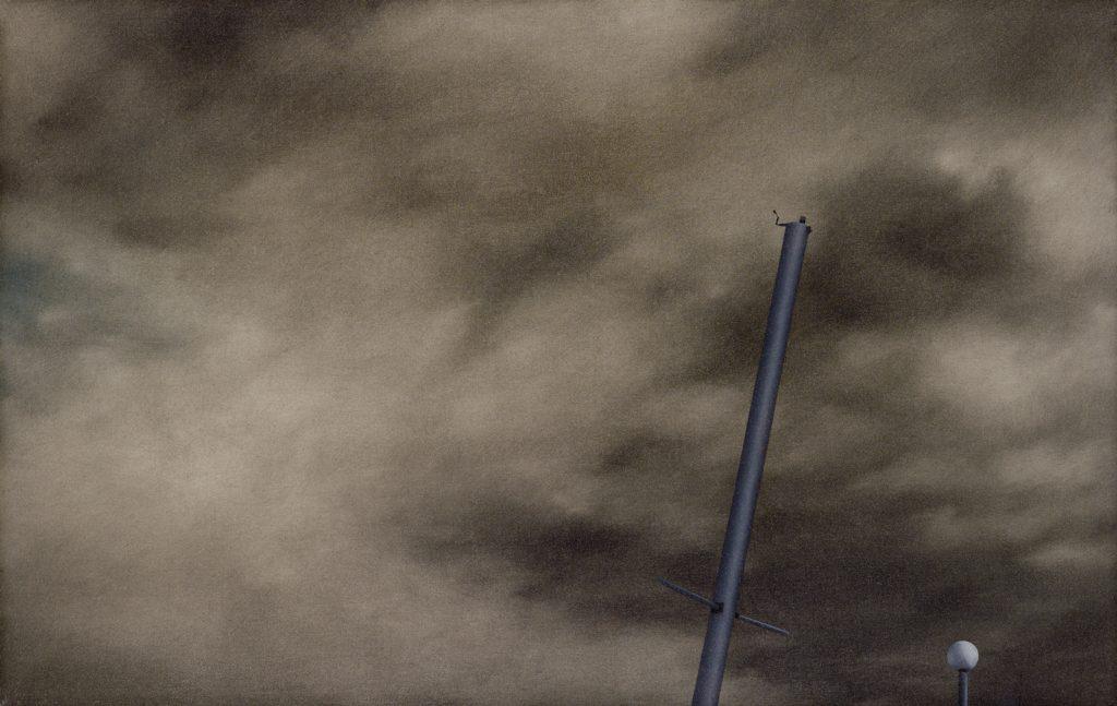 Maritime, 2008, oil on canvas, 50×80